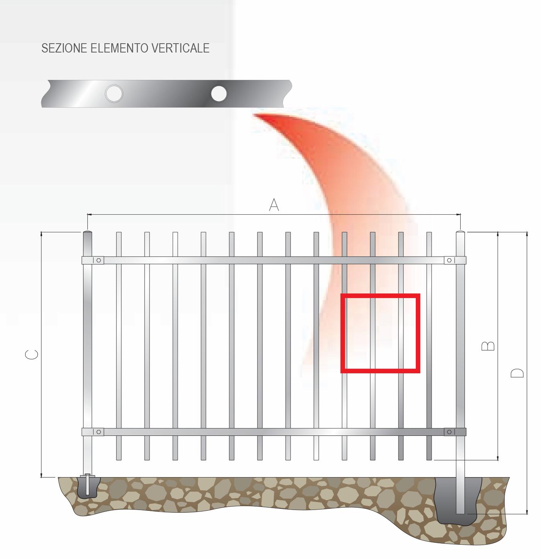 recinzione classica 4
