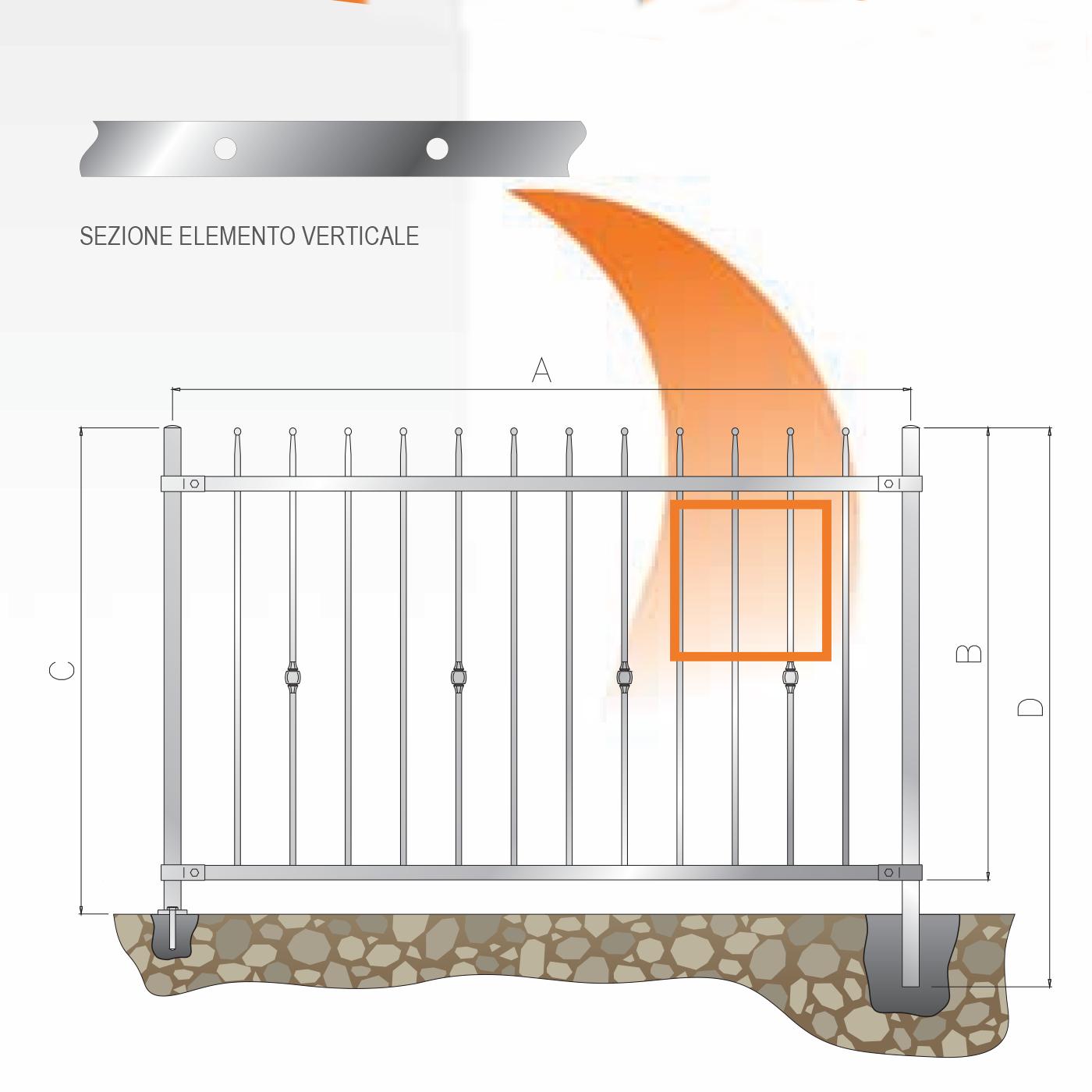 recinzione vienna basic 2