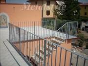 parapetto balaustra balconi ferro battuto 12-1