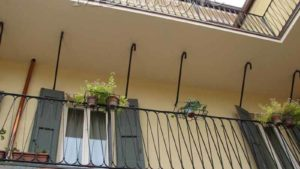 balaustrade railing parapet balcony wrought iron 21