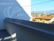 balaustrade railing parapet balcony aluminium glass 54_02
