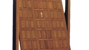 porta basculante acciaio garage - porte basculanti Asti