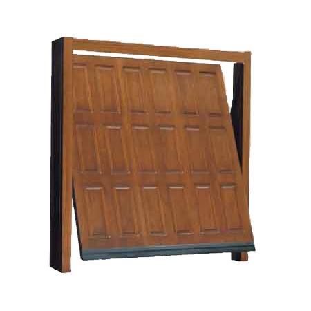 porta basculante acciaio garage - porte basculanti lucerna