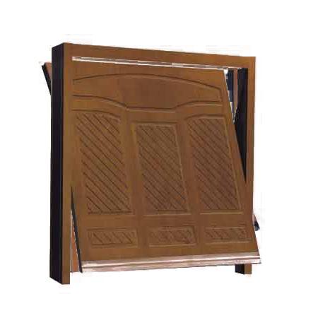 porta basculante acciaio garage - porte basculanti Savona