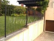 parapetto balaustra balconi ferro battuto 24-1