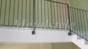 balaustrade railing parapet balcony wrought iron 27