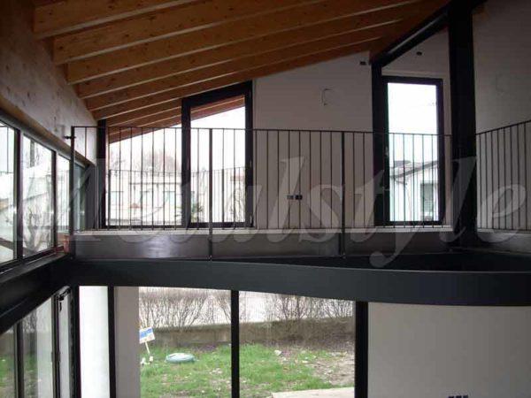 parapetto balaustra balconi ferro battuto 28