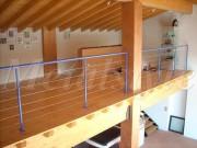 balaustrade railing parapet balcony wrought iron 30-2