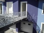 balaustrade railing parapet balcony wrought iron 47-5