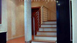 scale ferro inox corrimano 01