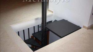 scale ferro inox corrimano 04-1