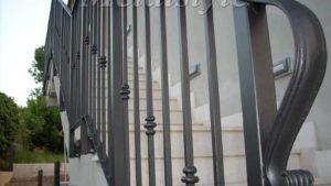 scale ferro corrimano parapetto 08