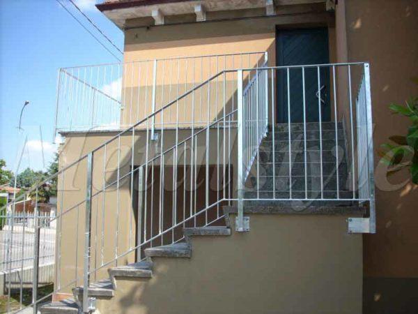 scale ferro corrimano parapetto 12-1
