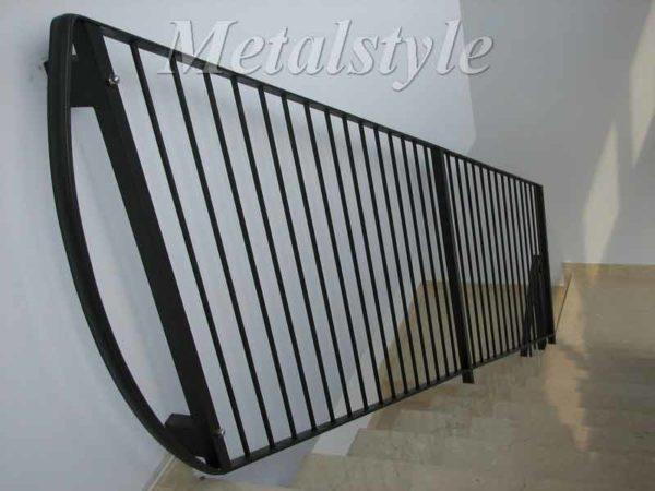 scale ferro corrimano parapetto 15