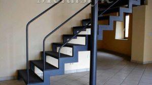 scale ferro inox corrimano 20