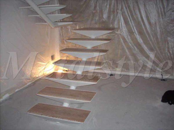 scale ferro corrimano parapetto 31-1