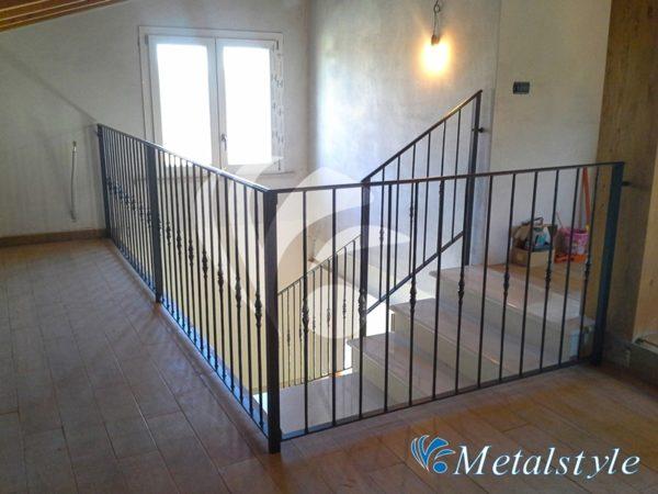 scale ferro corrimano parapetto 35-1