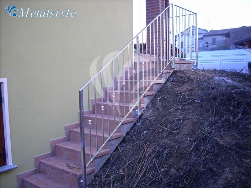 stairs iron handrail railing 38_01