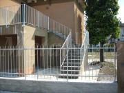 scale ferro corrimano parapetto 12-2