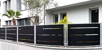 recinzioni ringhiere moderne taglio laser economiche