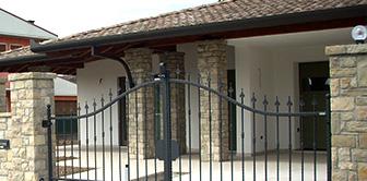 cancello ferro battuto prezzi preventivo