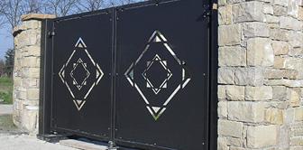 cancello taglio laser prezzo preventivo