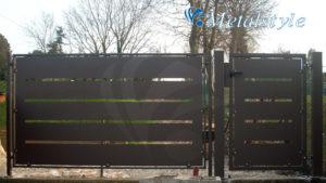 cancello pedonale taglio laser 76 01