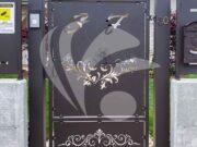 cancello-pedonale-decorazione-taglio-laser-iniziali