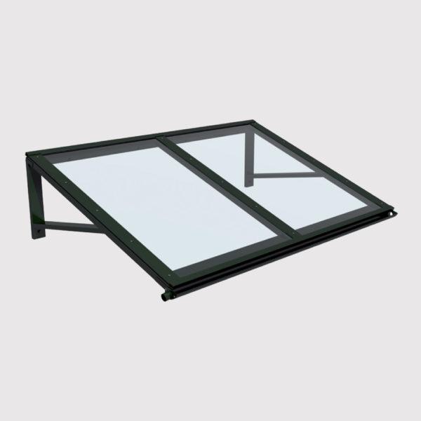 pensilina tettoie ferro plexiglass falda