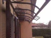 pensilina tettoie ferro plexiglas ricciolo 01