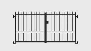 cancello ferro padova ante