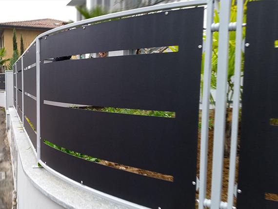 recinzione taglio laser prezzo preventivo