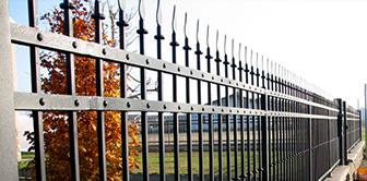 recinzioni ringhiere standard in ferro economiche
