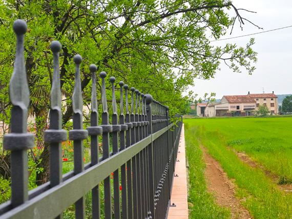 recinzioni ringhiere ferro prezzo preventivo