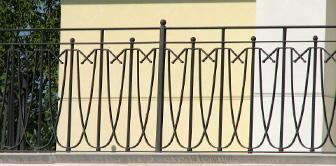 recinzioni ringhiere su misura in ferro economiche
