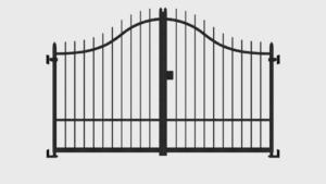 cancello treviso ferro ante