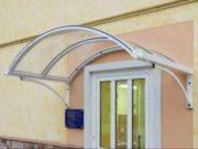 pensilina tettoie ferro plexiglass tunnel puntone 02