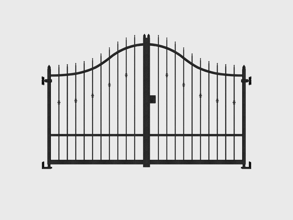 cancello varese ferro ante